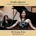 Lieder forever : Schubert, Mozart, Schumann, Strauss
